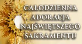 tablica adoracja
