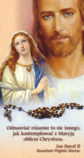 Matka Boża z Różańcem