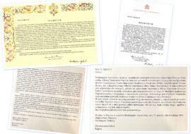 dekrety odpustu koronacja